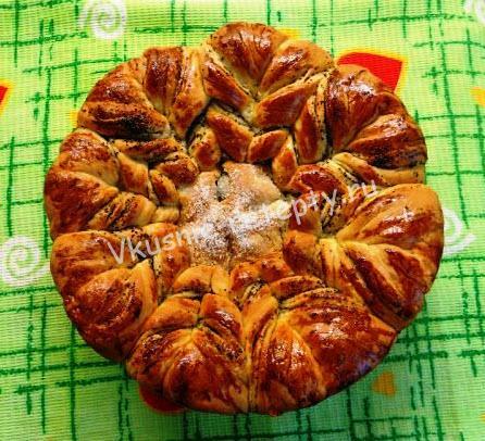 красивый пирог фото