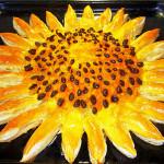 пирог из слоеного теста фото