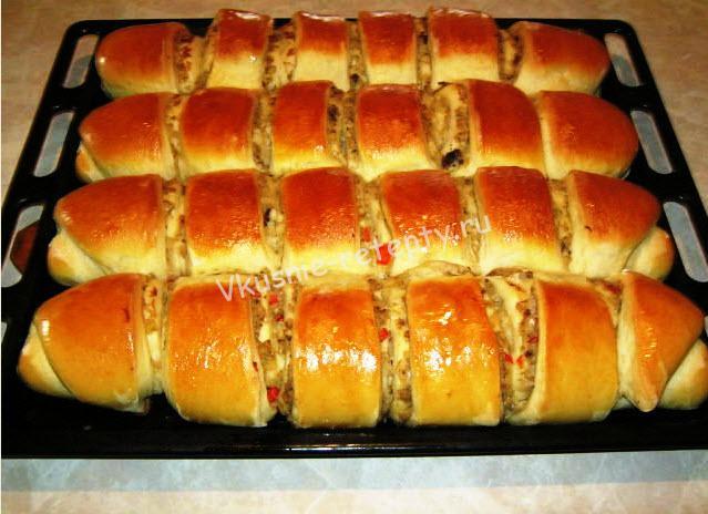 Рецепты стейк из горбуши с грибами в духовке