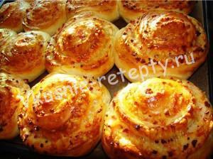 сырные булочки рецепт с фото