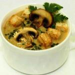 рецепт постных щей с грибами фото