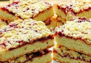 тертый пирог рецепт с фото