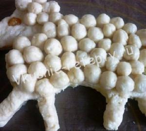 пасхальный барашек фото