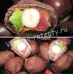 домашние конфеты фото