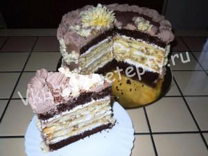 торт Крещатый яр фото