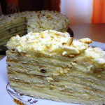 торт на сковороде фото