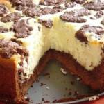 творожный пирог Бурёнка рецепт с фото