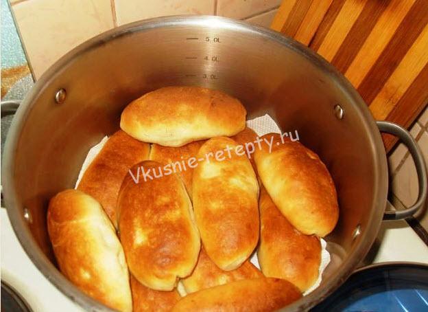 Вкусное тесто пирожков рецепты фото