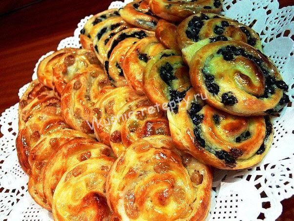 французские булочки рецепт с фото