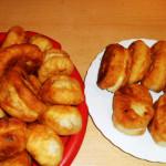 жаренные пирожки рецепт с фото