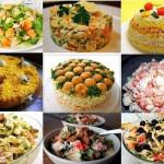 лучшие рецепты домашних салатов фото