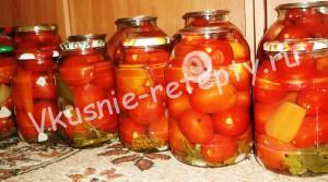 помидоры  бабушки фото