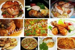 рецепты из курицы фото