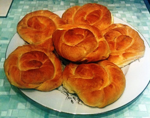Вертута с брынзой и зеленью рецепт с фото
