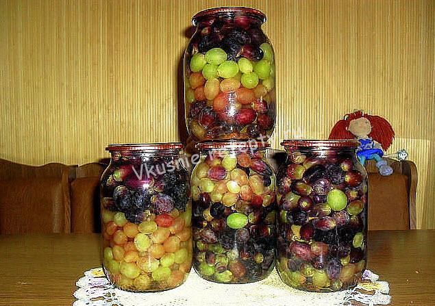 виноград маринованный фото