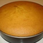 бисквит рецепт с фото