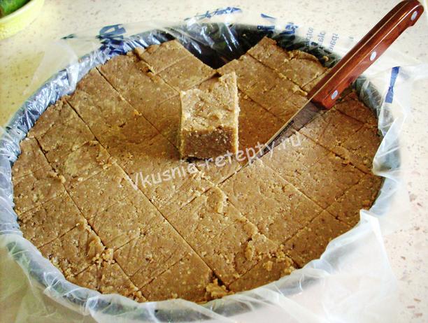 Как приготовить армянскую халву в домашних условиях