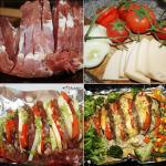 Свинина Гармошка рецепт
