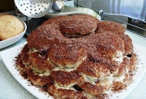 Торт Черепашка рецепт с фото