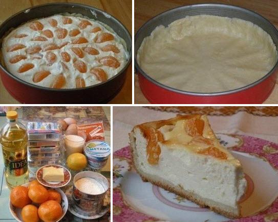 Вкусный и нежный пирог «Ноктюрн»
