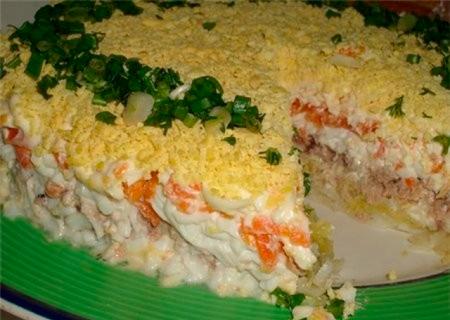 Большой торт на день рождения рецепт с фото