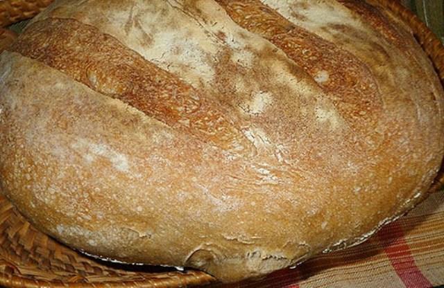 Душистый, мягкий, с деликатной корочкой, очень вкусный домашний хлебушек. Хлеб по-деревенски Оторваться просто невозможно!