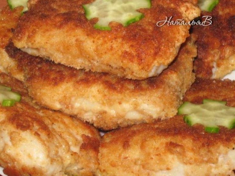 Более сочной и нежной рыбки я не ела - изумительная рыба в загадочном кляре