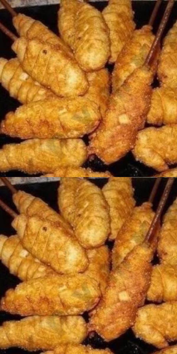 Ложные куриные ножки-вкуснейшее блюдо, которое не только порадует своим вкусом, но и удивит внешним видом. Порадуйте родных!