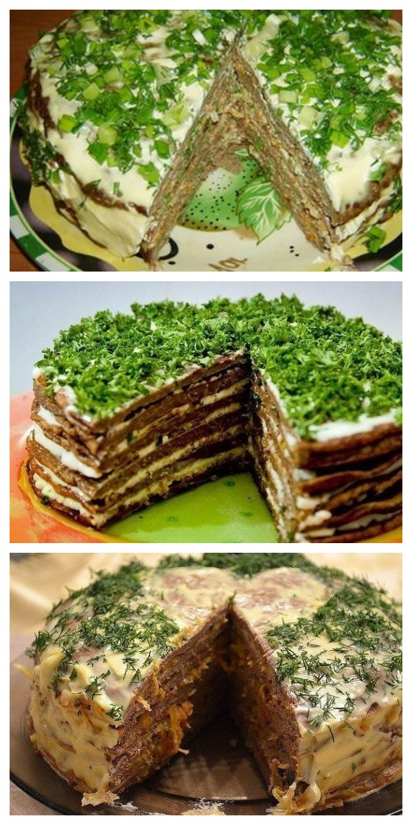 Тот самый правильный рецепт печеночного торта — идеальное блюдо для праздника.