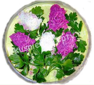 salat sireni