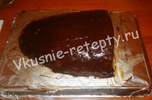 торт Букет цветов рецепт с фото