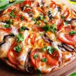 как сделать домашнюю пиццу фото