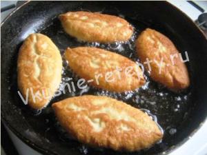 пирожки с картошкой рецепт фото