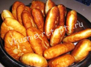 пирожки с картошкой фото