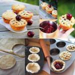 кексы с фруктовой начинкой фото