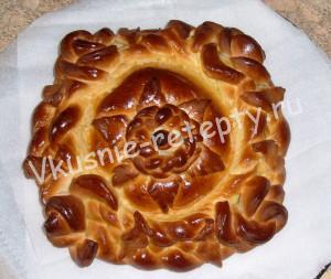 красивый и вкусный пирог фото