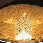 Быстрый торт рецепт с фото