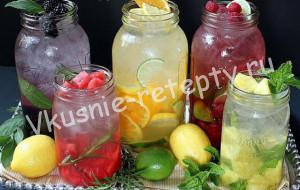 Освежающие напитки  фото