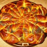 пирог Снежинка фото