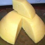 Сыр Сливочный домашний фото