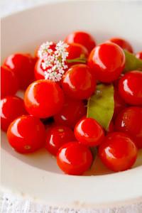 быстрые маринованные помидоры фото