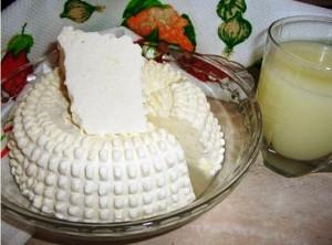 домашний сыр фото