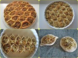 пирог «Соты»