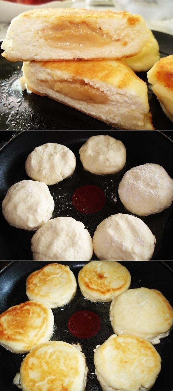 Сырники с вареной сгущенкой — это оригинальная альтернатива обычным сырникам. Кроме того, сырники получаются более сладкими. Они придутся по вкусу и взрослым, и детям.