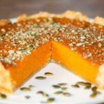 Тыквенный пирог с апельсином вкуснее шарлотки! Теперь готовлю каждый день: нежный и душистый!