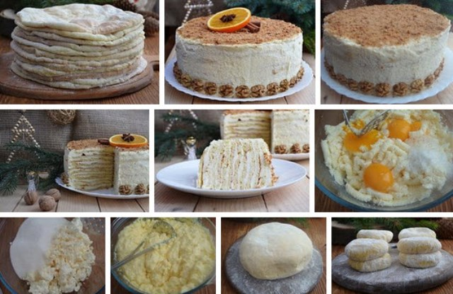 Творожный торт! Ммм... Нравится ВСЕМ без исключения.