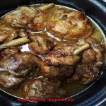 Обалденная курица по-еврейски - шикарное блюдо к ужину