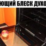 Простой способ очистить стекло духовки без труда помогает удалить даже присохший жир.