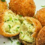Картофельные крокеты с сыром - пальики оближите
