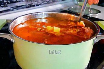 Новый суп, которым восхищаются все, кто попробует! Съедается всегда подчистую